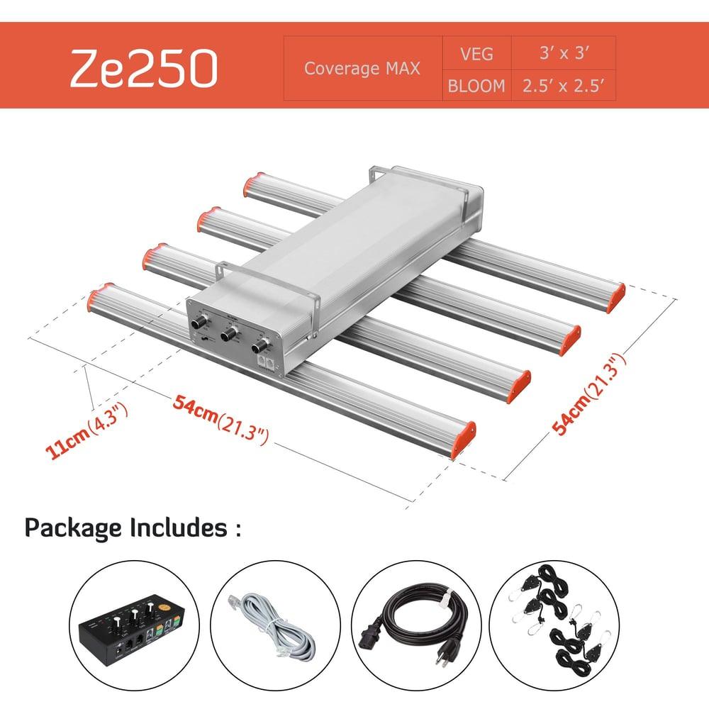 ZE250 LED