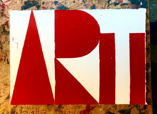 Image of ART (red version)
