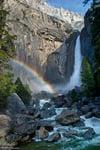 Rainbow/ Lower Yosemite Falls