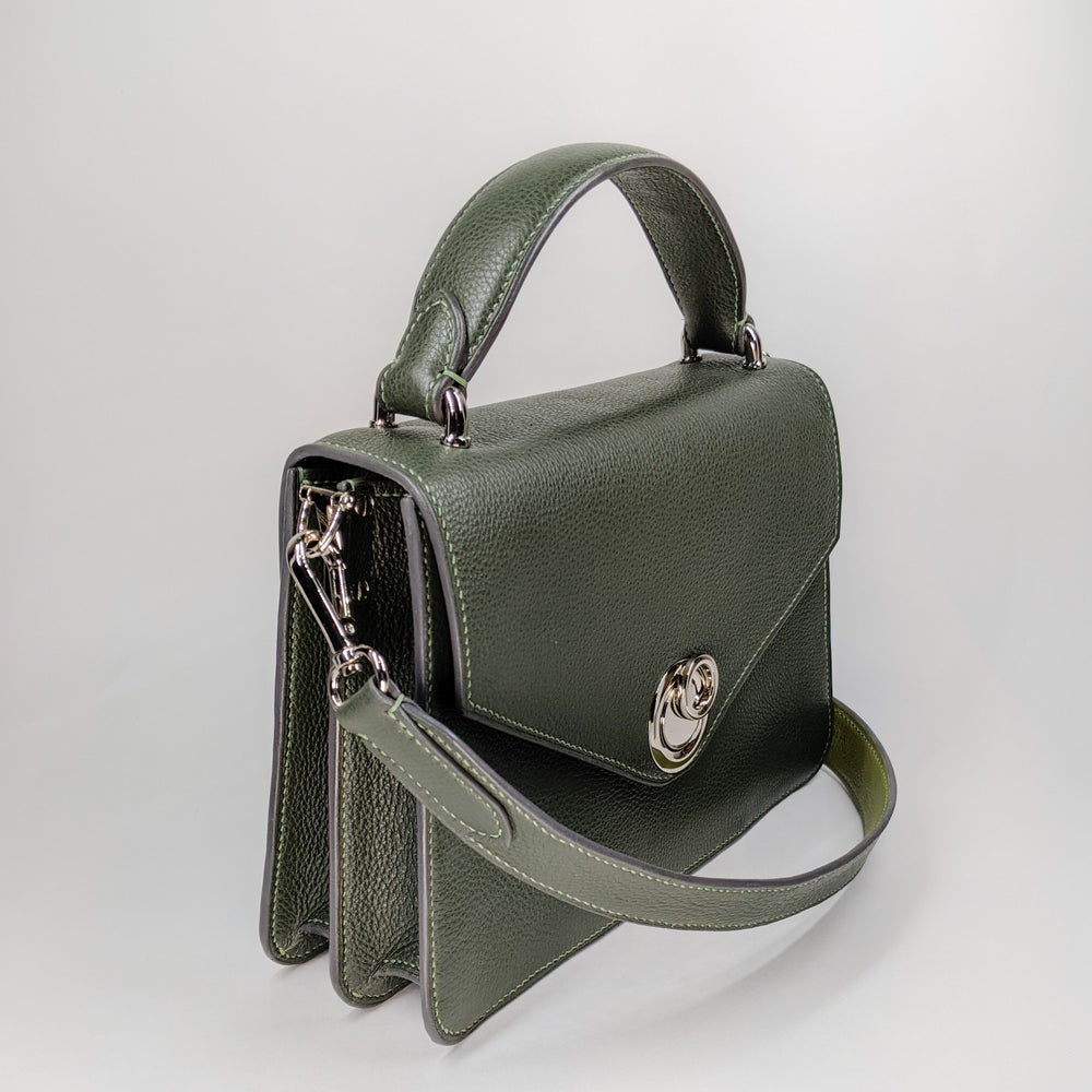 Image of MARY - GREEN w/ Shoulder Strap