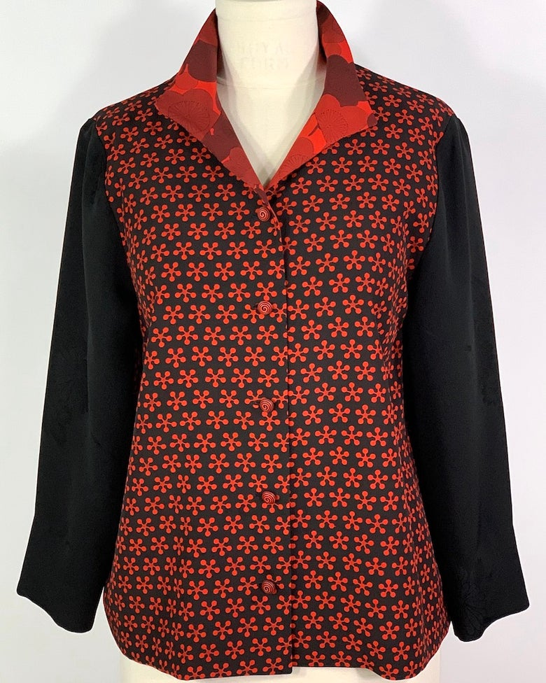Image of Red and Black Basic