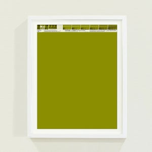 Image of PANTONE® Letraset Posters × Limes