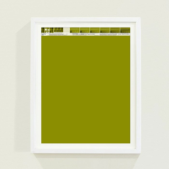 PANTONE® Letraset Posters × Limes
