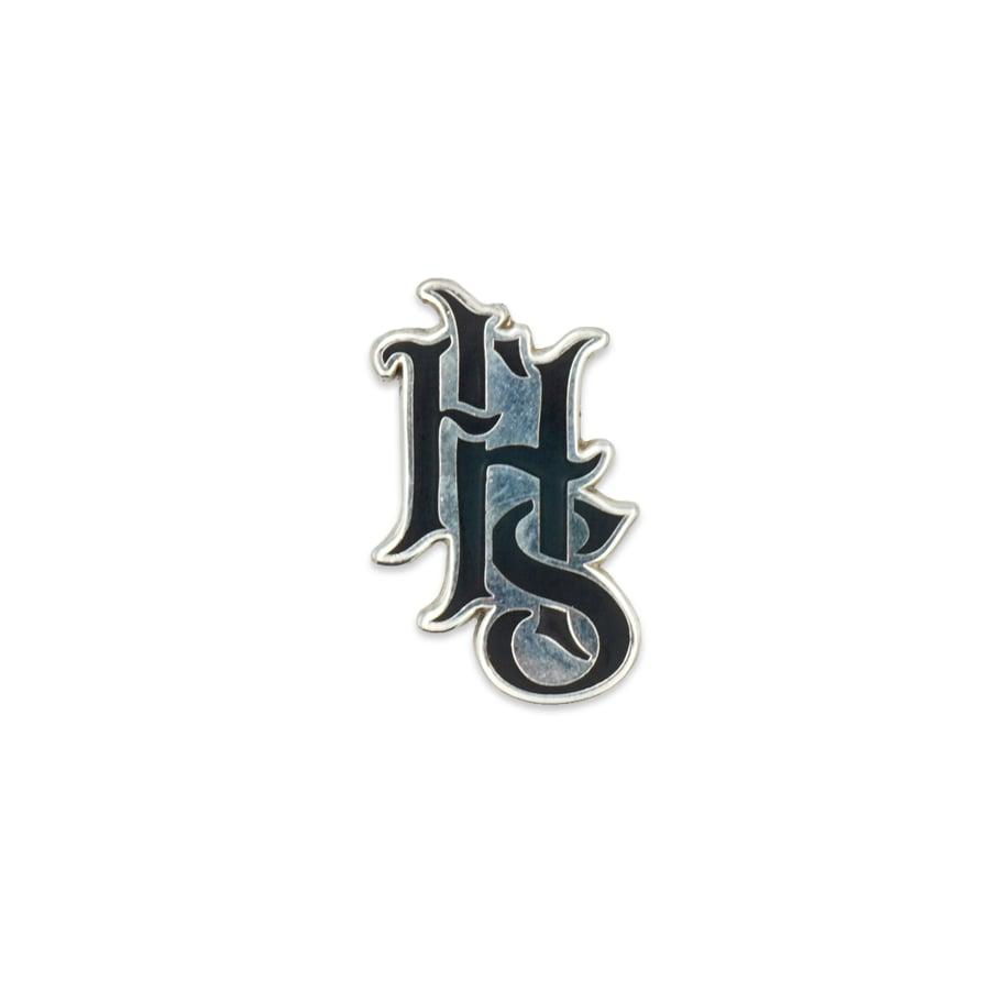 FHS Logo 3 Enamel Pin