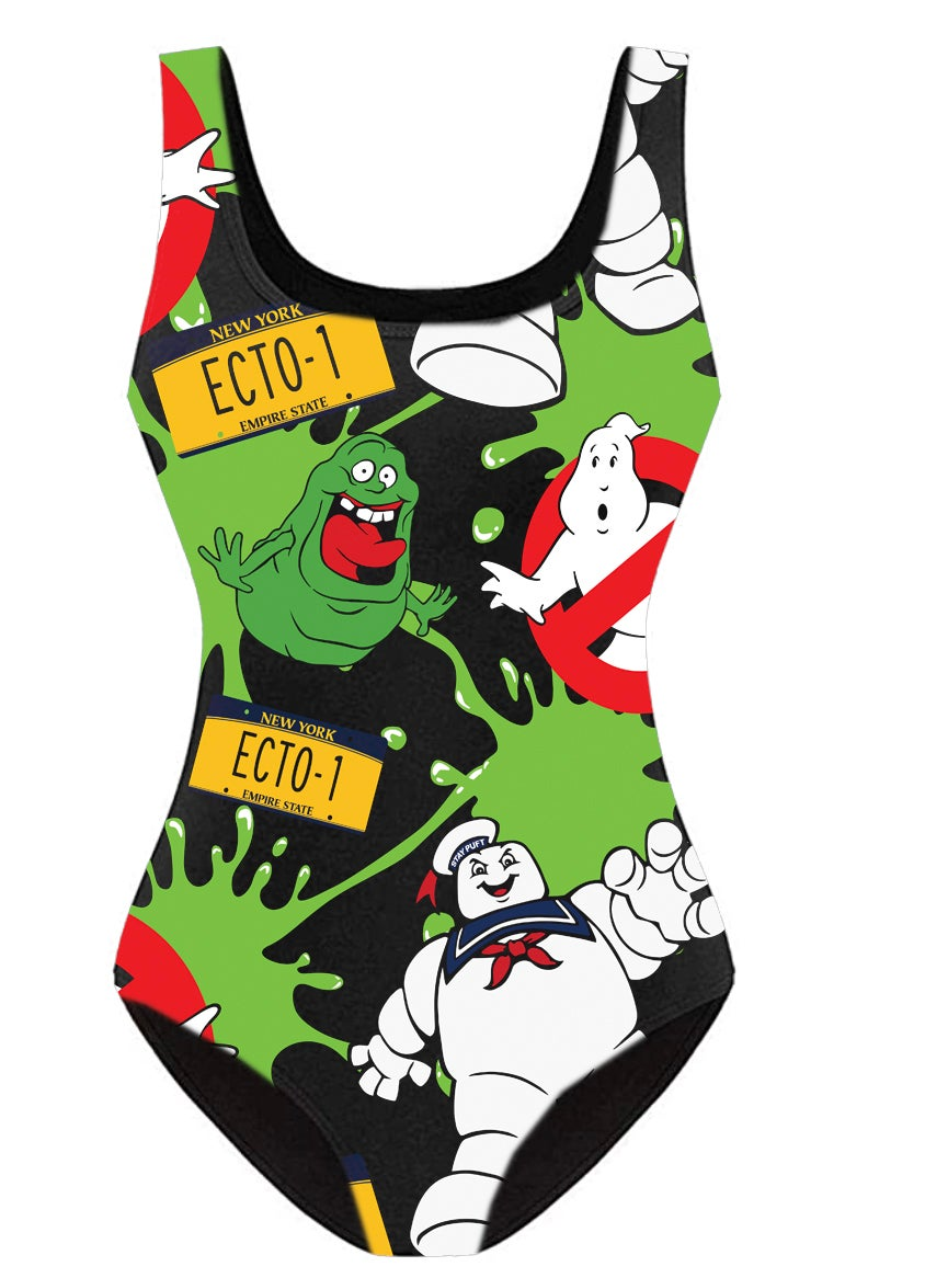 Image of Who Ya Gonna Call Swim Suits PREORDER