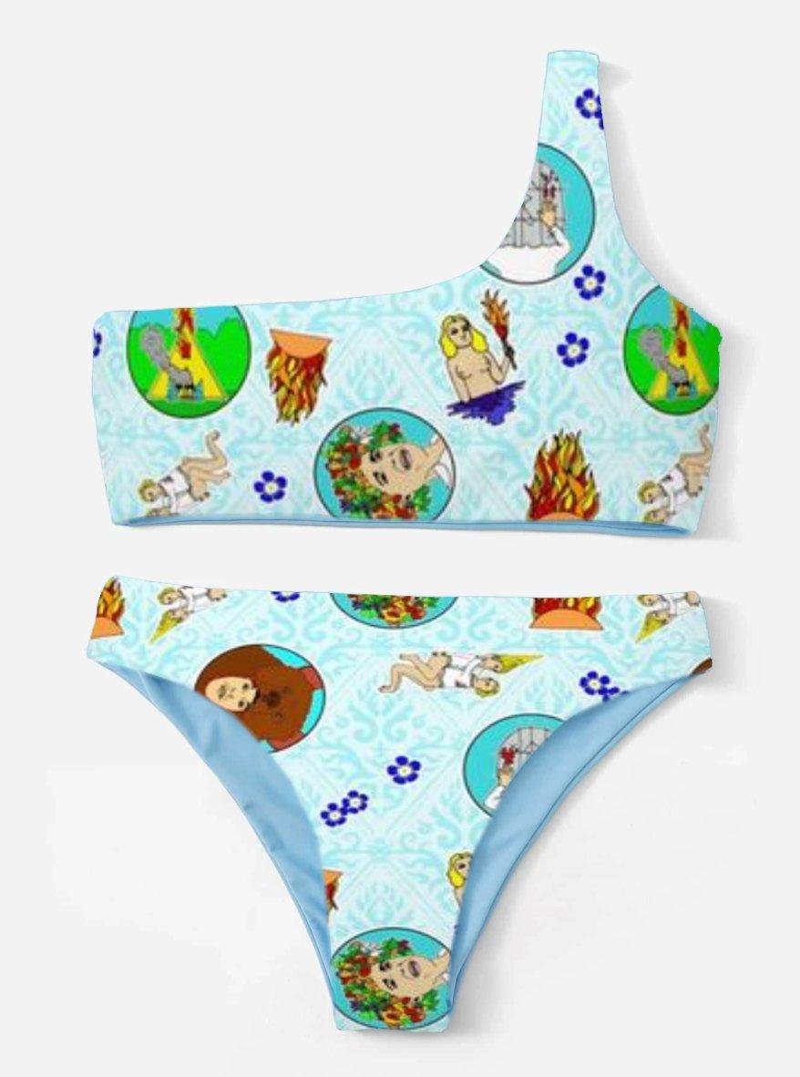 Image of Midsommar Swim Suits PREORDER