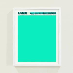 PANTONE® Letraset Posters × Turquoises