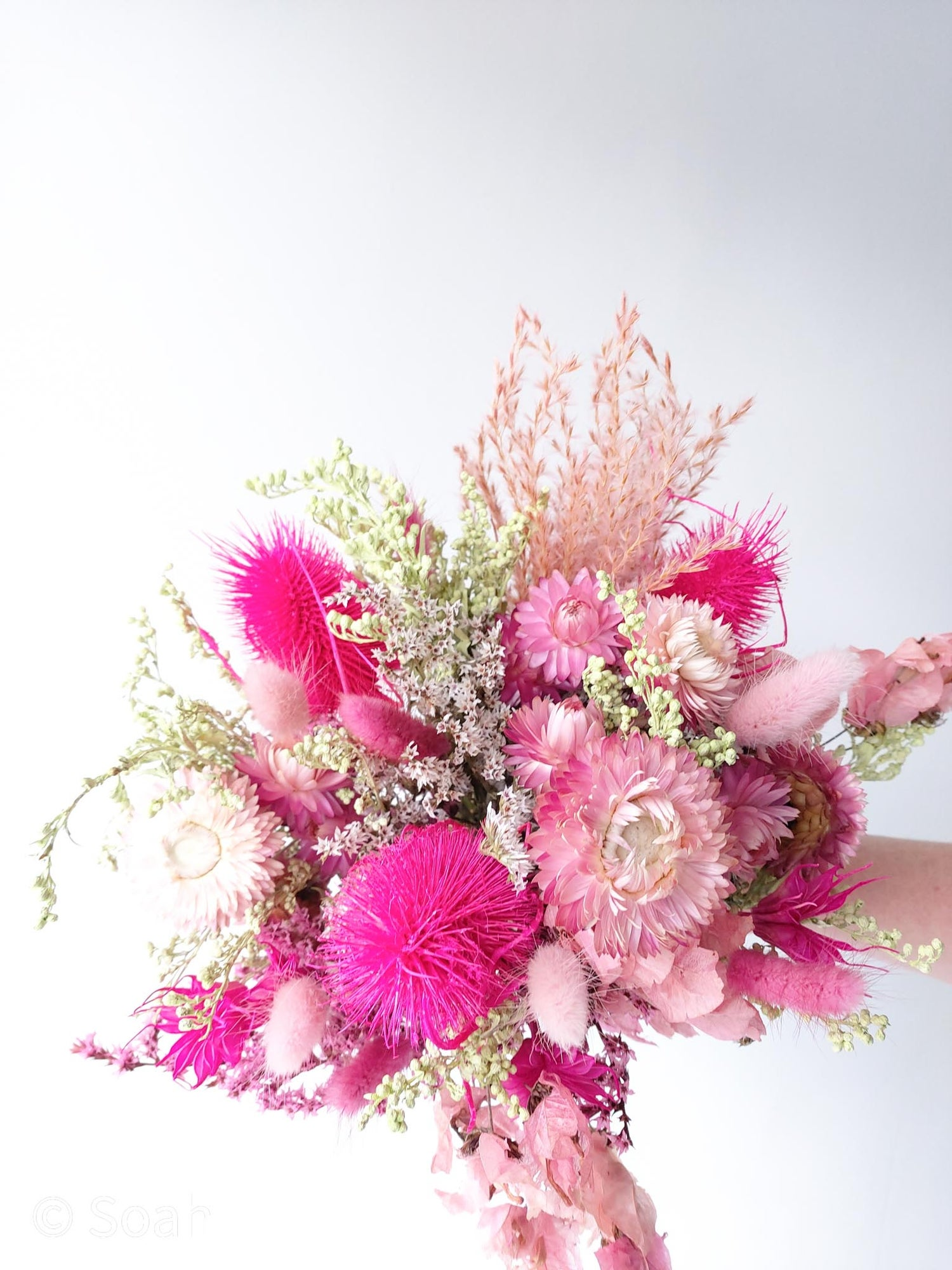 Image of Keeper Flowers - Pink