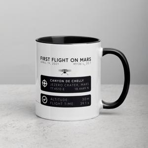 Image of FIRST FLIGHT - Ingenuity