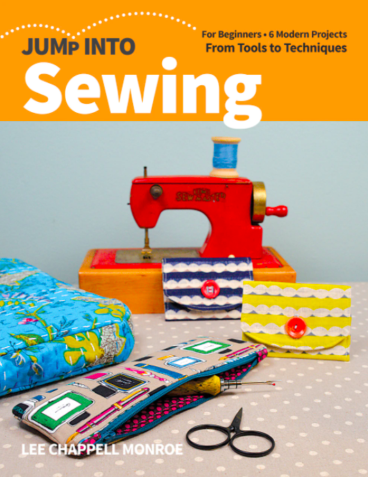 Image of PREORDER Jump Into Sewing Book
