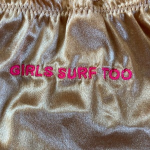 "Image of Culotte ""Girls Surf Too"""