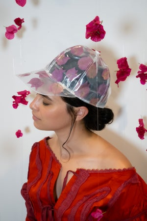 Image of Bougainvillea hat