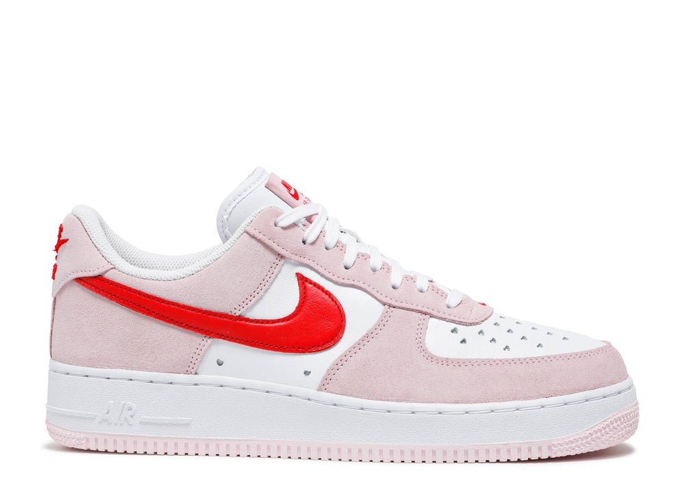 NIKE AIR FORCE 1 LOW '07 QS 'VALENTINE'S DAY LOVE LETTER'