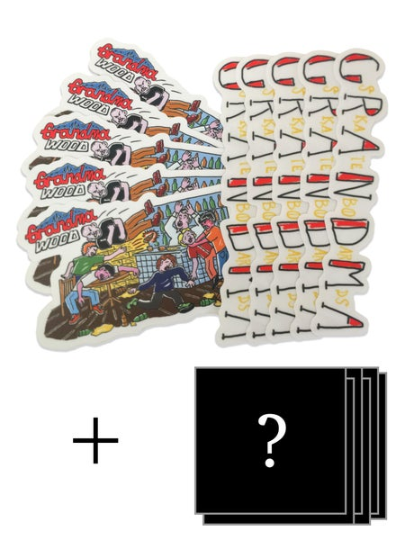Image of Spring '21 Sticker 16 Pack