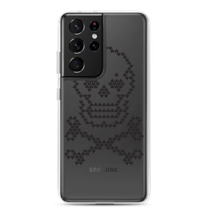 Image of Heart Skull Cell Phone Cases