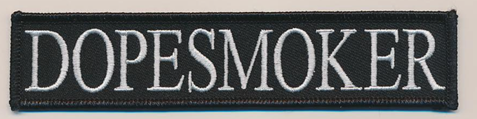 Image of DOPESMOKER patch