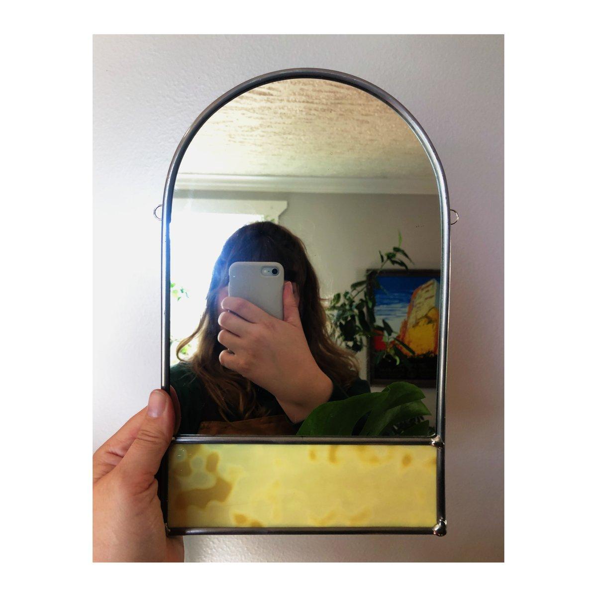 Image of Small Lichen Mirror