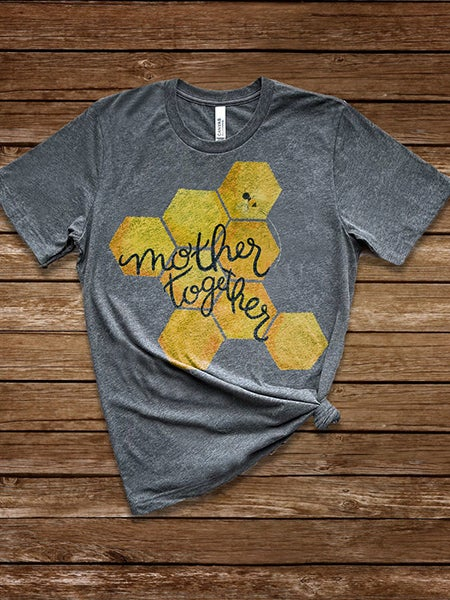 Image of Mother Together Hive Shirt