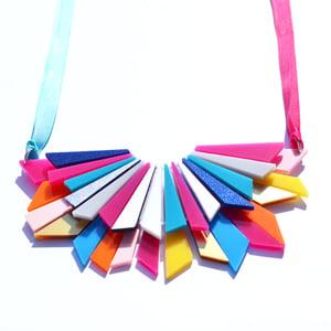 Image of Starburst Statement Necklace