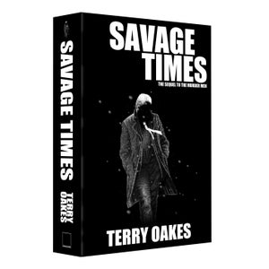 Image of Savage Times by Terry Oakes – The sequel to The Murder Men
