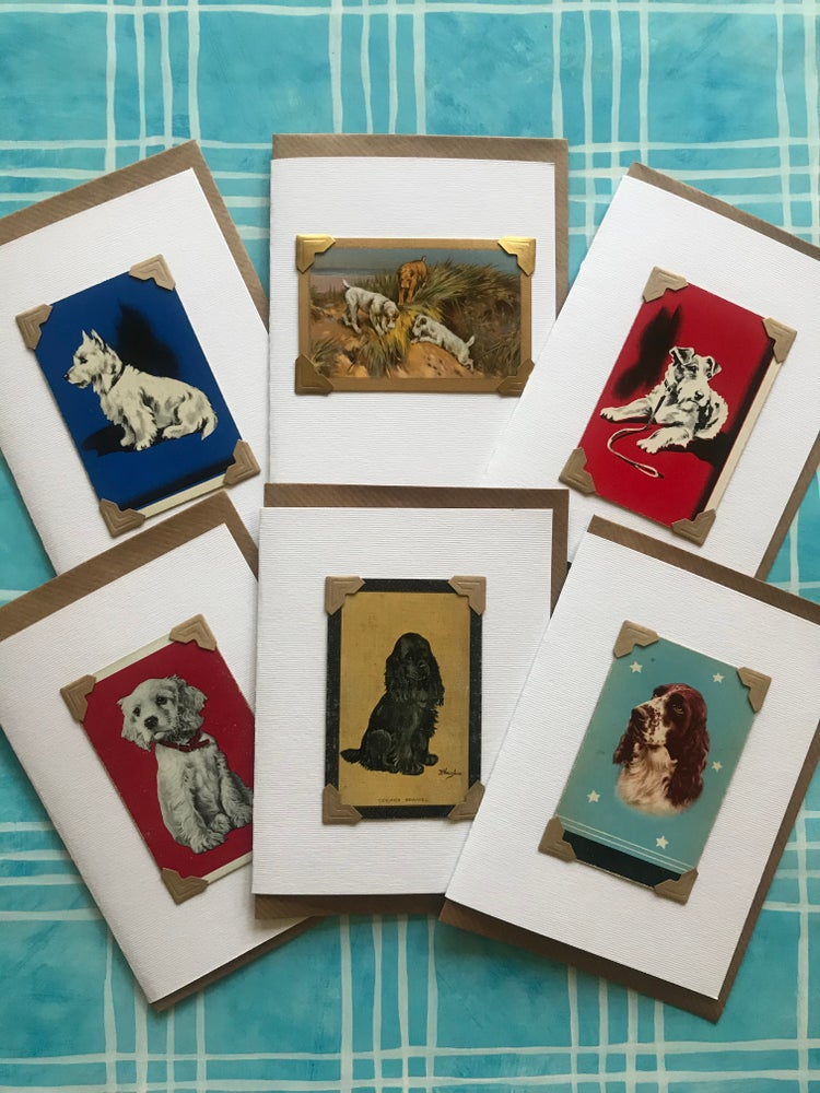 Image of Vintage Dogs