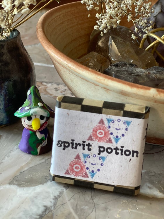 Image of Spirit Potion Chocolate Bar