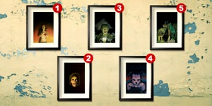 Image of Horror and Fantasy Bundle – A3