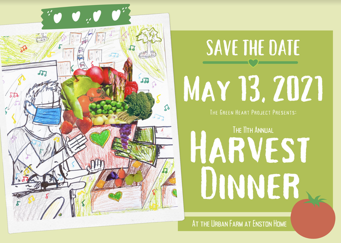 "Image of Harvest Dinner - ""Dinner Sponsor"""