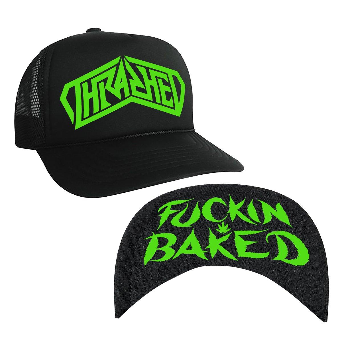 Image of FUCKIN BAKED HAT