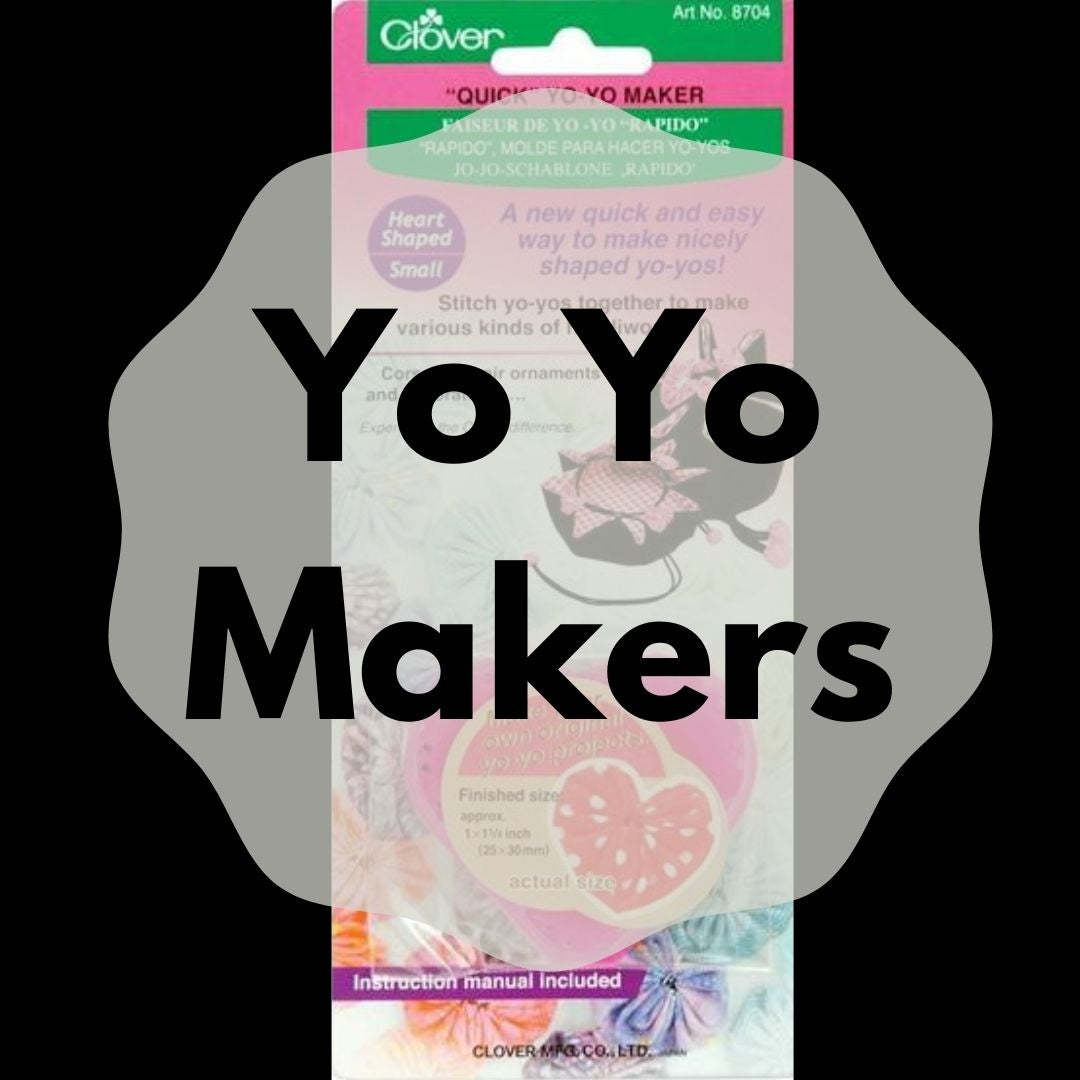 Clover Quick Yo Yo Makers