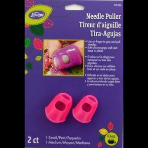 Silicone Needle Puller