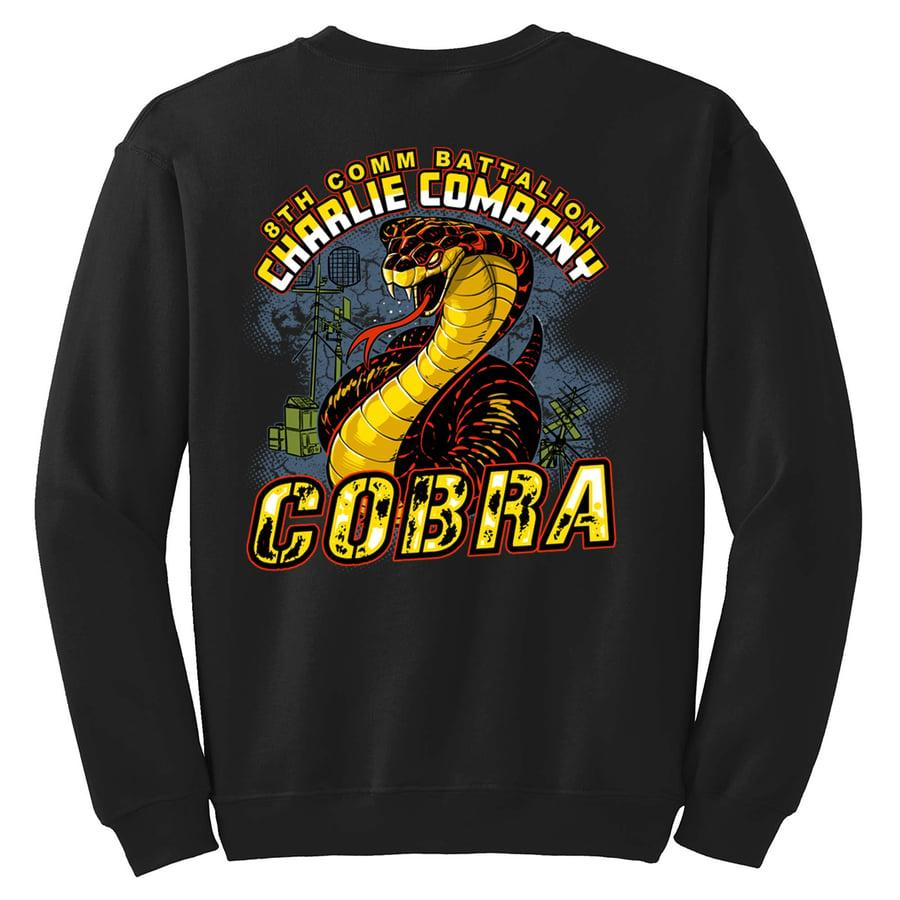 Image of SC2951 8TH COMM CHARLIE CO Sweatshirt