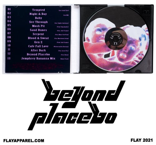 Image of BEYOND PLACEBO -  LIMTED EDITION CD #1