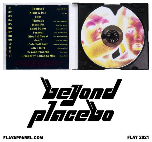 Image of BEYOND PLACEBO - LIMITED EDITION CD #2