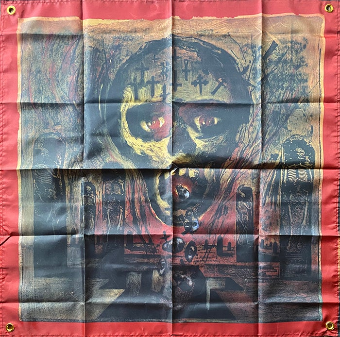 "Image of Slayer "" Season In The Abyss "" Flag / Banner / Tapestry"