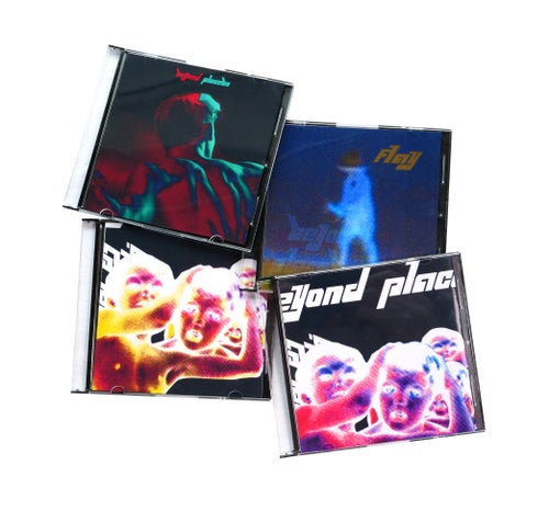 Image of BEYOND PLACEBO - LIMITED EDITION CD - (Neon Edition #3)