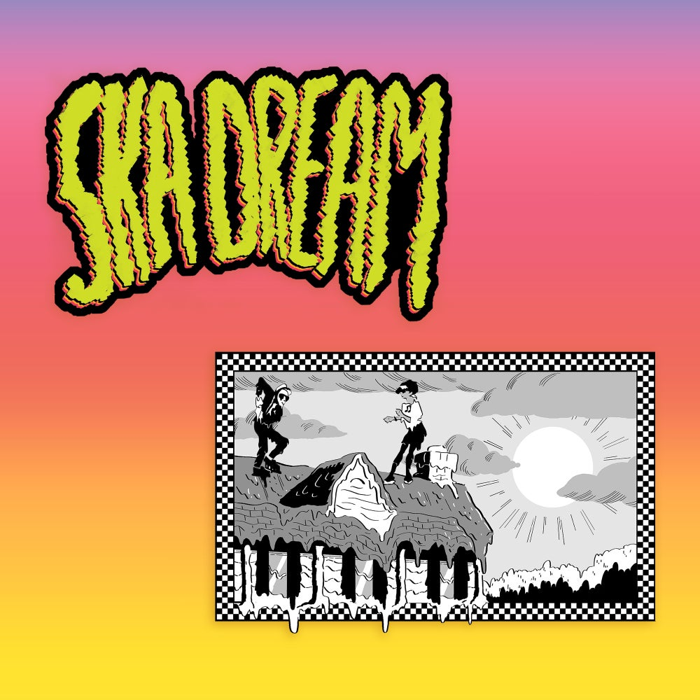 Image of ***PRE-ORDER*** SKA DREAM STICKER PACK