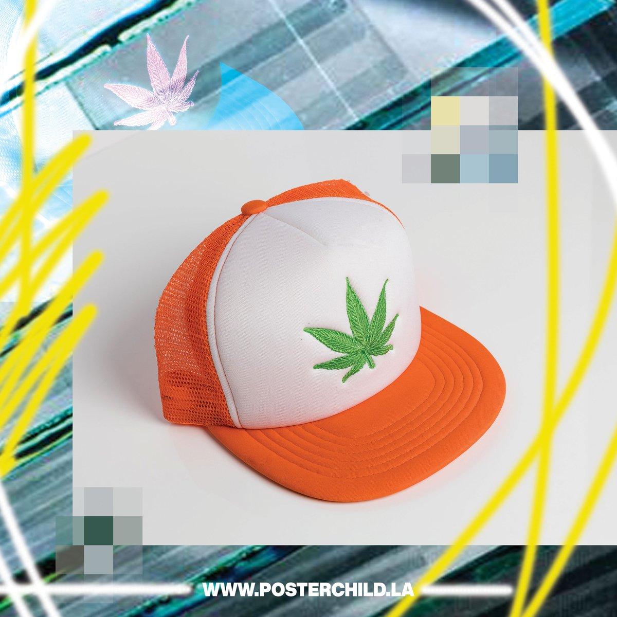420 Trucker hat