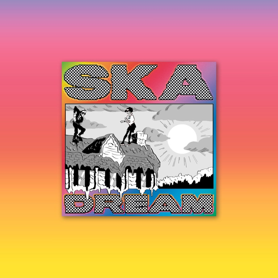 Image of ***PRE-ORDER*** Jeff Rosenstock  - SKA DREAM CD