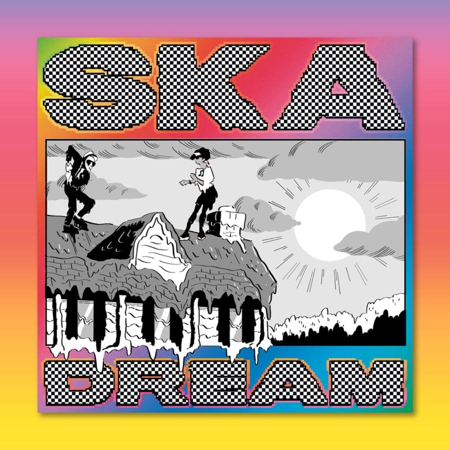 Image of ***PRE-ORDER*** Jeff Rosenstock - SKA DREAM LP