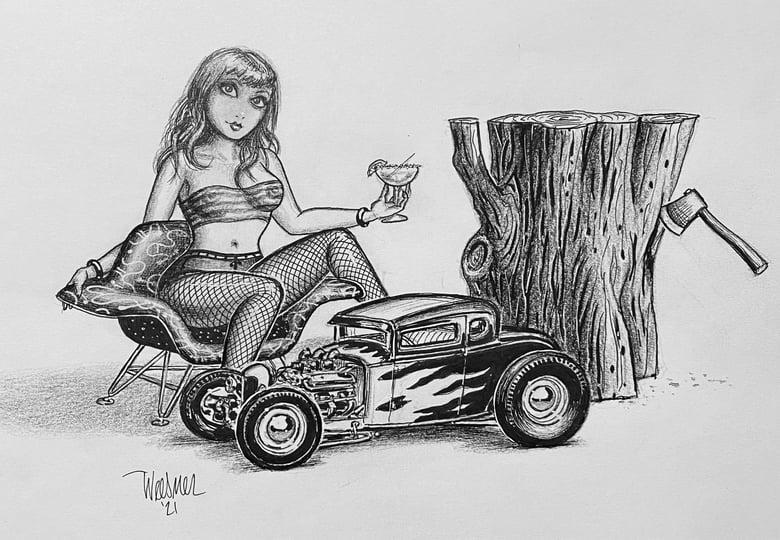 Image of Margarita Coupé Stump