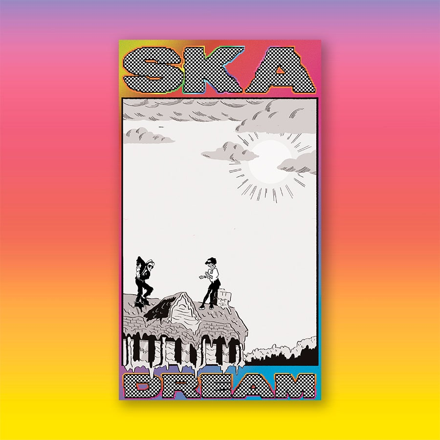 Image of ***PRE-ORDER*** Jeff Rosenstock - SKA DREAM CASSETTE