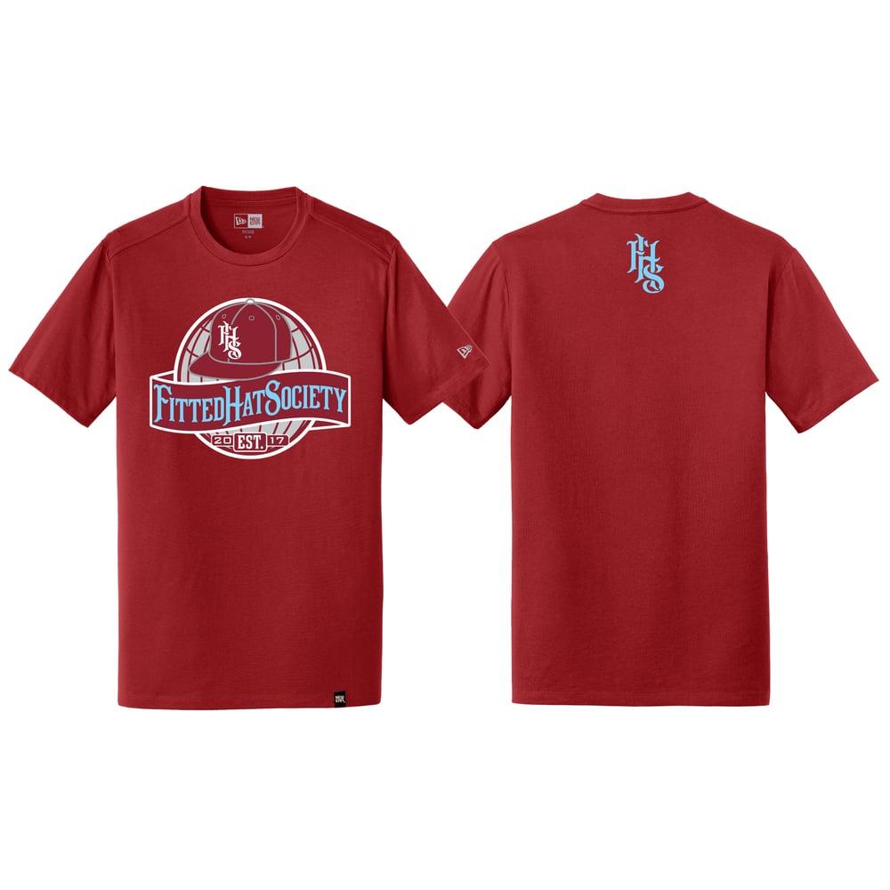FHS Globe Logo T-shirt Phils