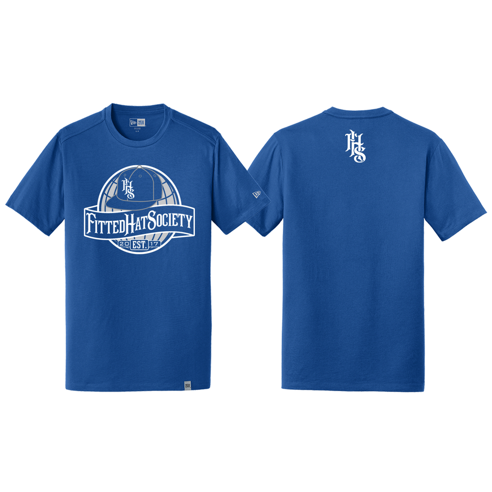 FHS Globe Logo T-shirt LAD