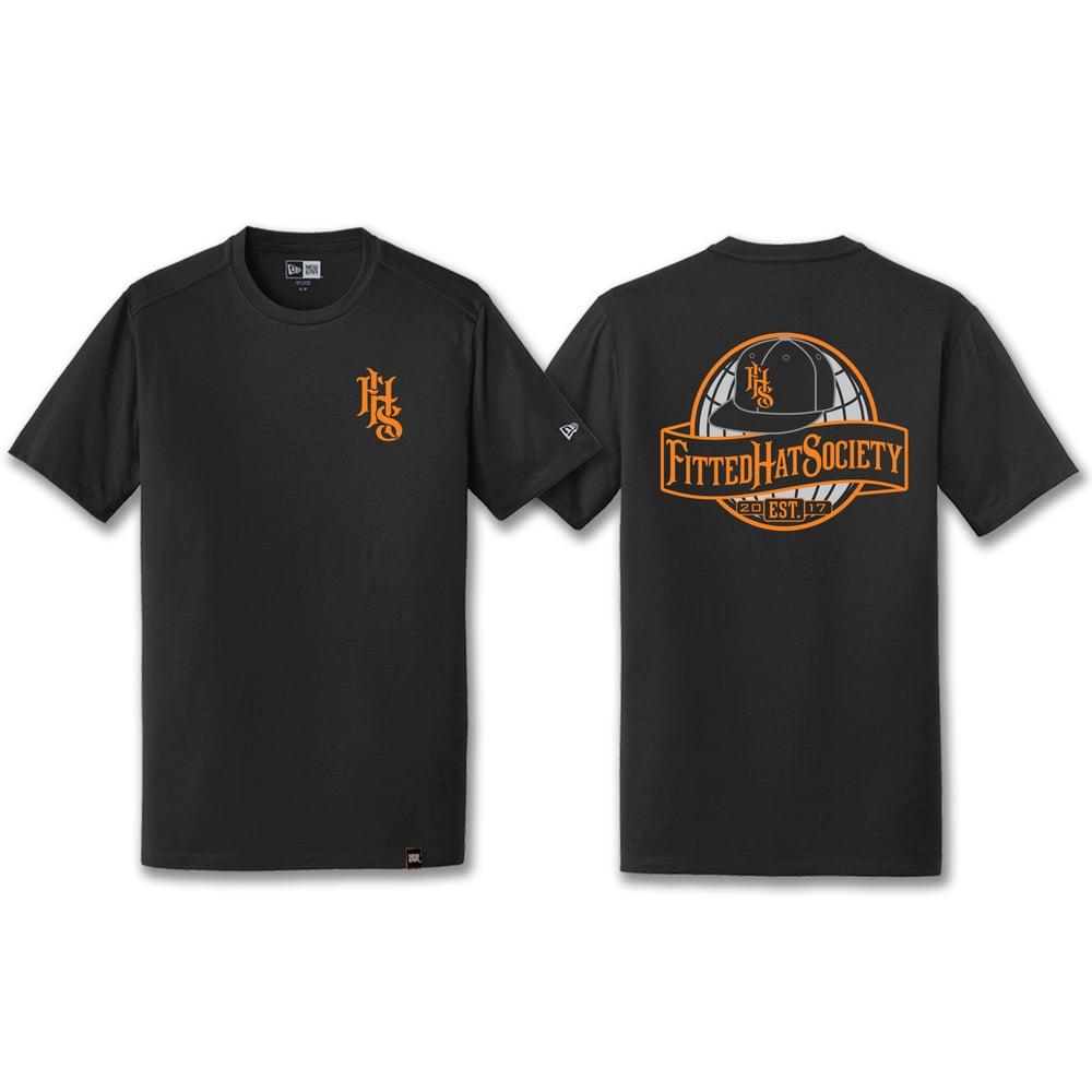 FHS Globe Logo T-shirt SF FLIPPED