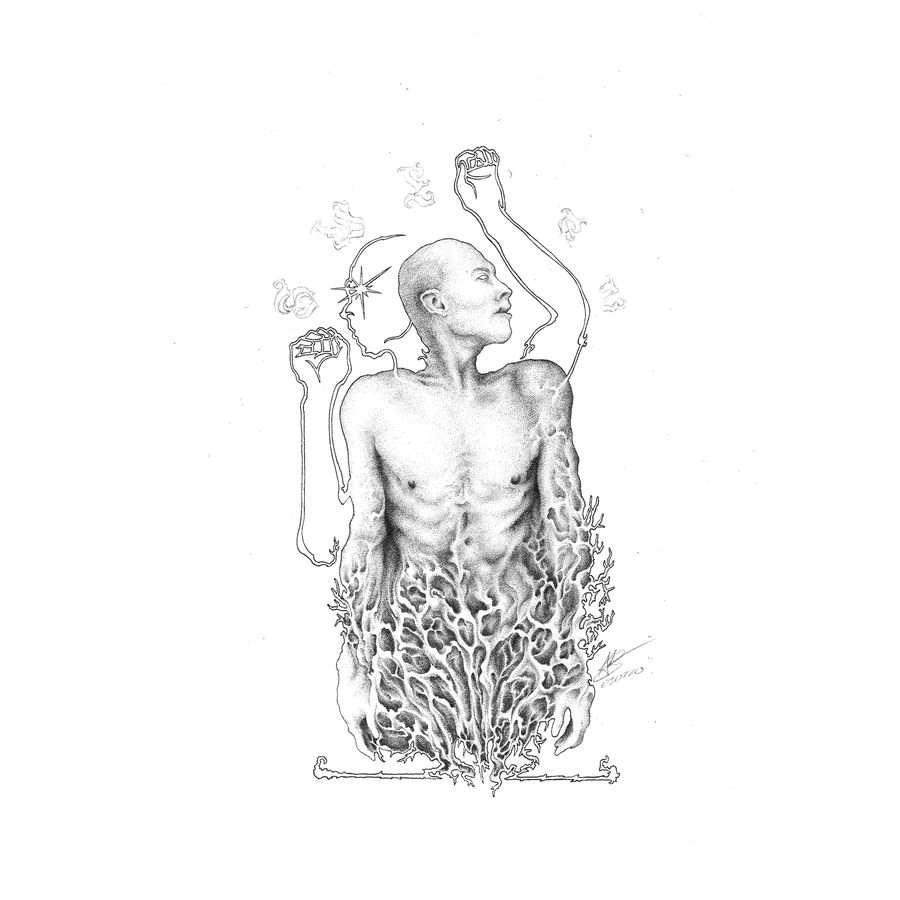 Image of Sweven | Ink Drawing