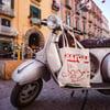 """Tote Bag """"Souvenir di Napoli"""""""