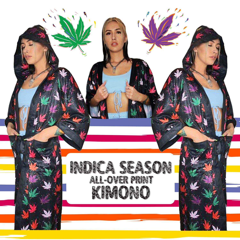 Completely Bonkers - Indica Season Kimono (LE 25)