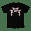 BLVD BULLIES-DEATH METAL LOGO SHIRT