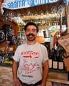 "T-Shirt  ""Souvenir di Napoli"""